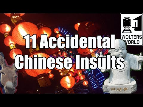 Visit China - 11 Ways You May Offend People in China
