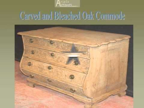 Decorative Antique Country Furniture