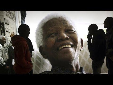 Décès de Nelson Mandela 1918-2013