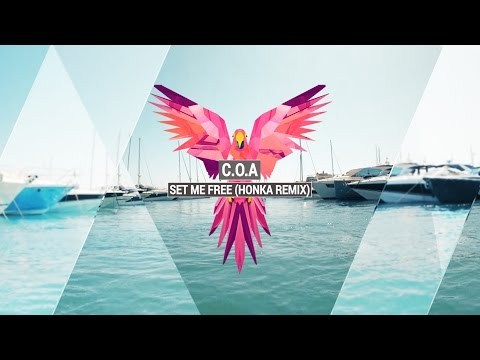 CIRCLE OF ALCHEMISTS - Set Me Free (HONKA Remix) - OUT NOW!