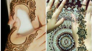 New Simply very nice Beautiful Mehndi designer collection