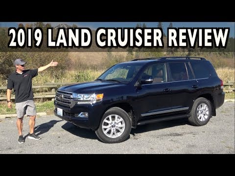 Reasons FOR and AGAINST: 2019 Toyota Land Cruiser on Everyman Driver