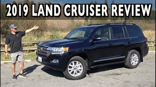 Here's the Full Review: 2019 Toyota Land Cruiser on Everyman Driver