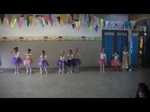Bailarinas De Coarazon Prf.Martina GODOY Primavera UAF 2014