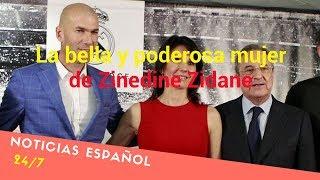 Baixar La bella y poderosa mujer de Zinedine Zidane