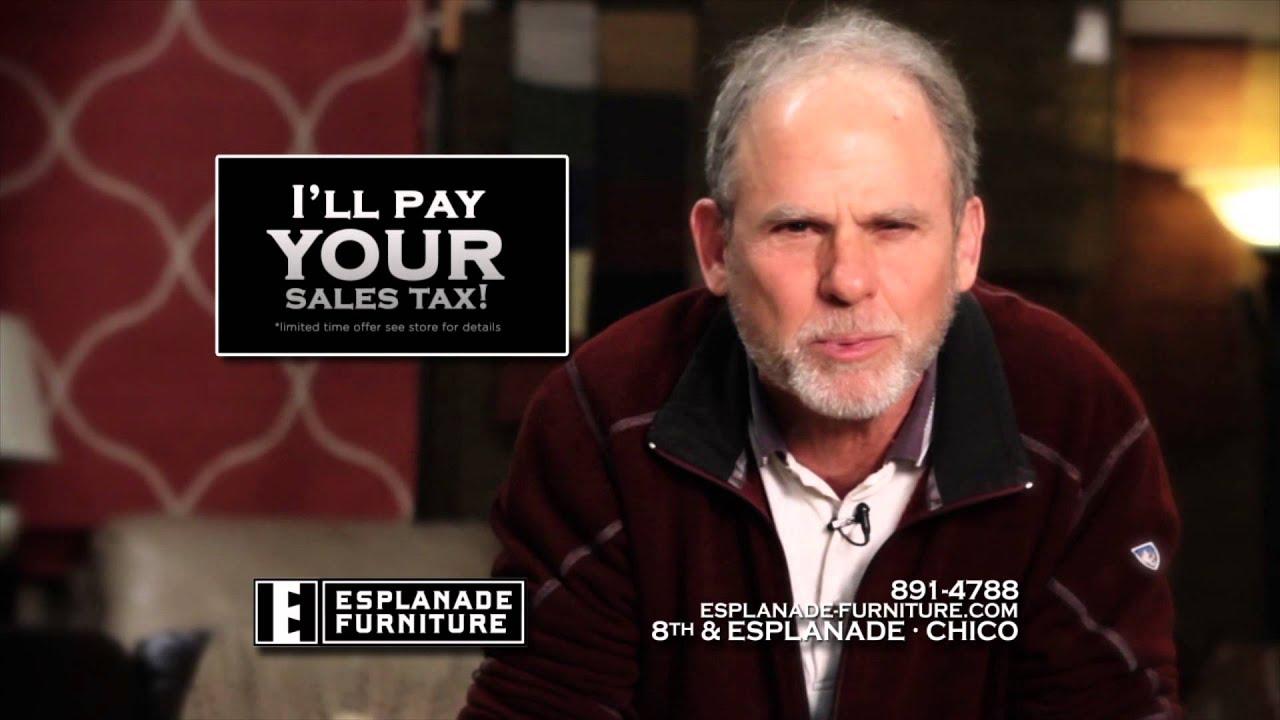 Esplanade Furniture 2017 Tax Sale Youtube