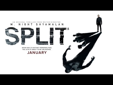 Split - Movie Review - M. Night Shymalan's Return