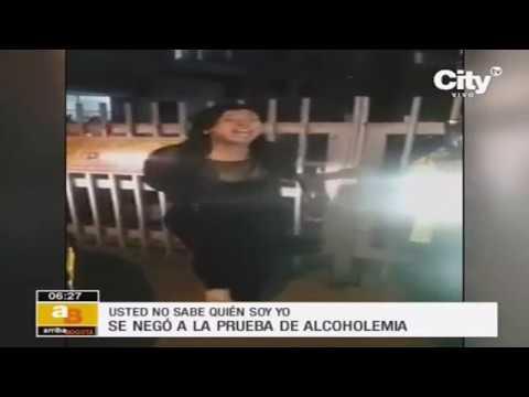 Mujer protagonizó nuevo caso de 'Usted no sabe quién soy yo' | CityTv