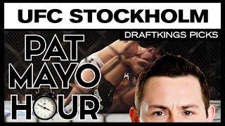 UFC Fight Night Stockholm: DraftKings Picks & Floyd Mayweather vs. Conor McGregor