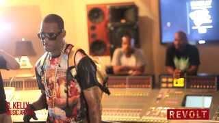 R Kelly Introduces 'Black Panties' In Atlanta