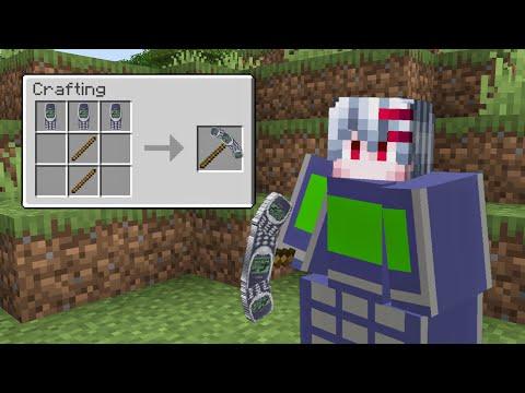 เมื่อใช้ Nokia!! สร้างของ   Minecraft Mod