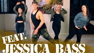 Little Mix - Touch Feat. Jessica Bass | The Fitness Marshall | Cardio Dance