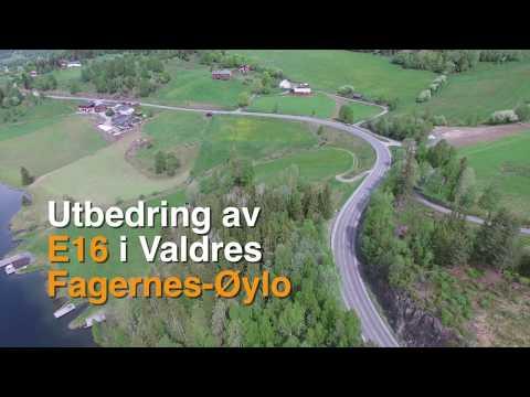 Statens vegvesen - E16 Fagernes-Øylo - testprosjekt for ny entreprisetype