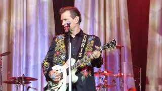 Watch Chris Isaak Speak Of The Devil video