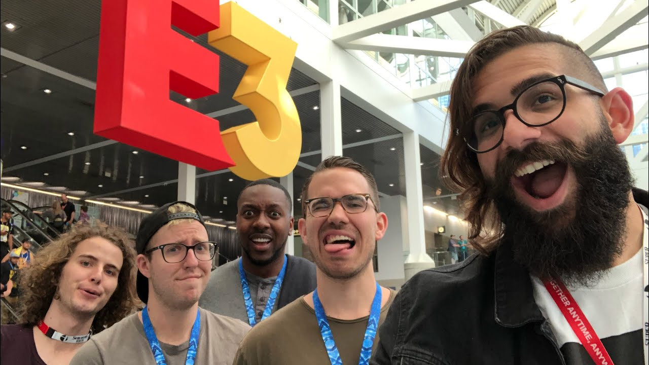 E3 2018 Day 2 - Show Floor Tour With Smove Mobile