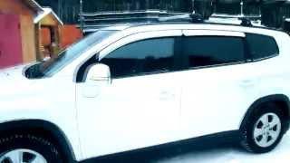 NeX® - _Chevrolet Orlando. ЭКСКЛЮЗИВ! Глушитель раздвоенный. Невероятно, но он бывает и такой(Доп.инфо и фото / More info: http://nex.su/shop/forum/index.php?, 2015-11-25T11:04:38.000Z)