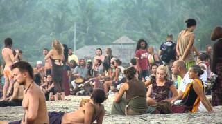 Hippie Beach in Arambol (Goa)