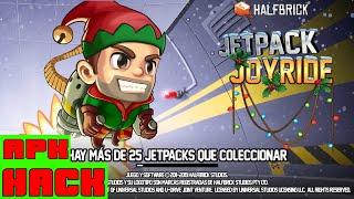 Jetpack Joyride Hack v1.22.1 [Monedas Infinitas]