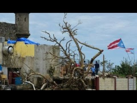 Puerto Rico may face new health threats after Hurricane Maria