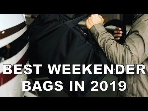 The Best Weekender Bags in 2019