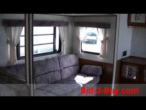1995 Dutchman Classic 33' 5th Wheel - YouTube