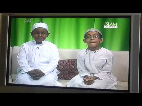 Bilal on Islam Channel  National Qirat Competition NQC quarter final round 1