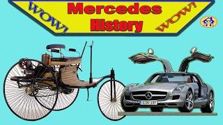 Mercedes evolution. How to buy best Mercedes?Эволюция. Где купить Мерс?Лучшие машины#LondonFamilyFun(, 2017-02-06T08:46:31.000Z)