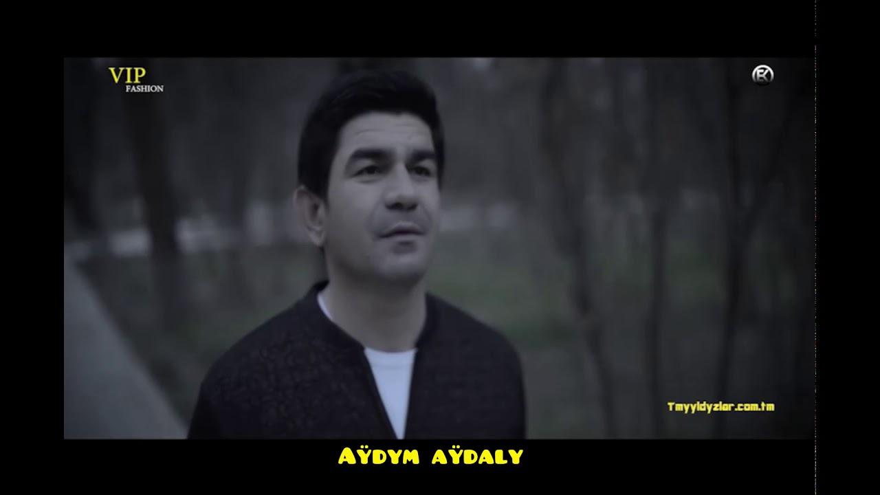 Hajy Yazmammedow ft Azat Donmez - Unudayyn 2021 turkmen klip 2021