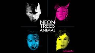 Animal - Neon Trees - 3D Music (Please use Headphones / Earphones)