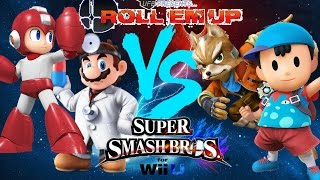 Roll Em Up | Zucco (Megaman/DrMario) vs LoF NAKAT (Fox/Ness)