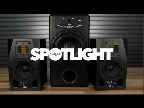 Adam A3X and Sub 7 Studio Monitor  Everything You Need To Know