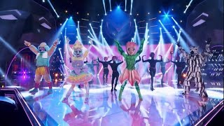 """The Final Four Dances To """"Shut Up And Dance"""" By Walk The Moon 