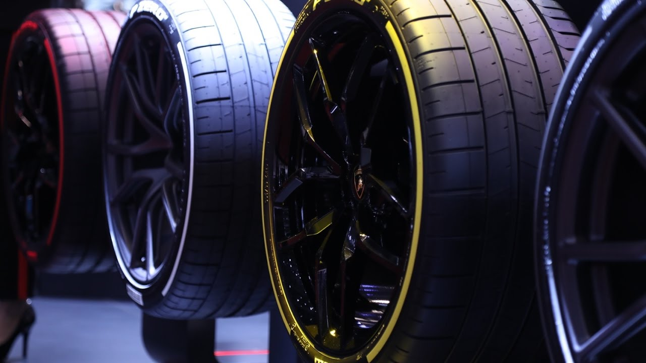 Tires For Less >> #InColor: Pirelli Color Edition Tires - YouTube