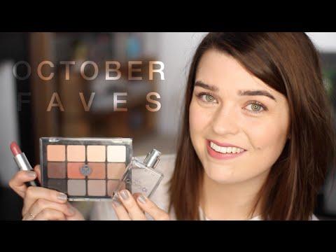 October Favourites | ViviannaDoesMakeup