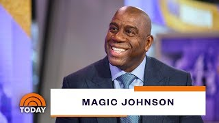 Magic Johnson On Turning 60, China And The NBA, His HIV, More | TODAY