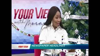 Welfare of People Living In IDP Camps   Your View 11th Dec. 2018 (Full Video)
