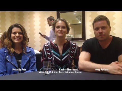 SXSW 2016  Priscilla Faia, Rachel Blanchard, and Greg Poehler  You Me Her