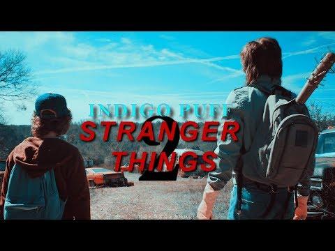 Stranger Things 2 | Indigo Puff