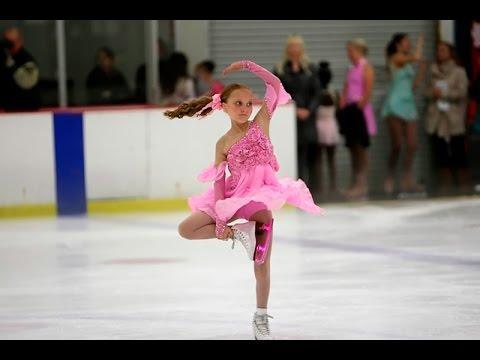 Shayna Chapman Figure Skating to Dionne Bromfield