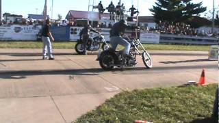 Demer on Knuck Chop and Twang on his IronHead Kick Start Race.mpg