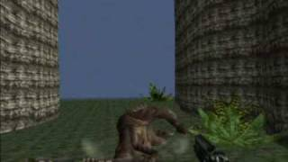 Turok 1 Walkthrough lvl1 part1