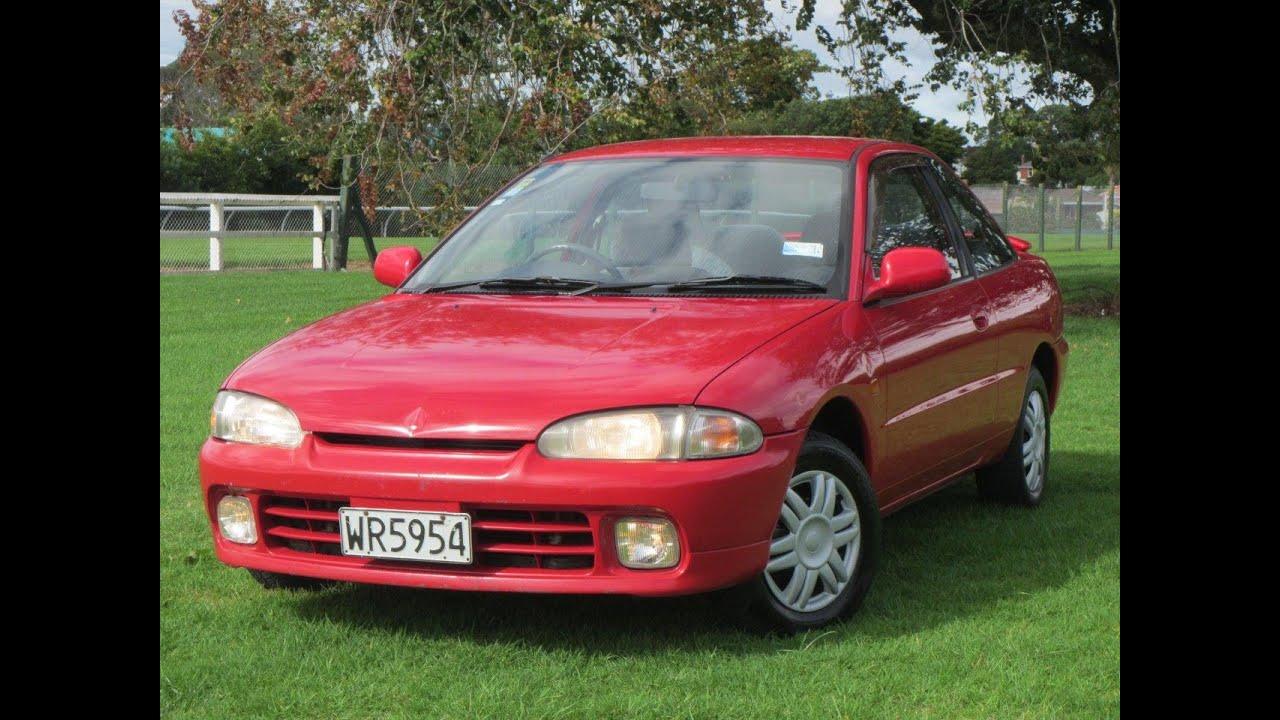 1994 Mitsubishi Mirage Asti Z Auto Coupe No Reserve