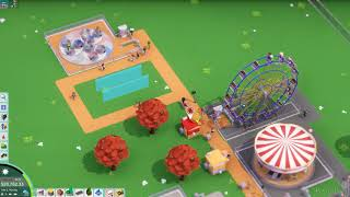 Parkitect [PC Gameplay GTX 1060 High (Max.) Settings 60 FPS]