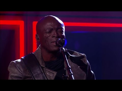 Seal - Kiss From A Rose - RTL LATE NIGHT MET TWAN HUYS