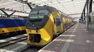 Rotterdam Central Station 20180726 ロッテルダム中央駅 タリスってホントに高速鉄道…?(・・;)