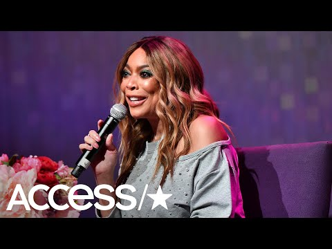 Courtney and KISS in the Morning - Wendy Williams Announces Her Return Date