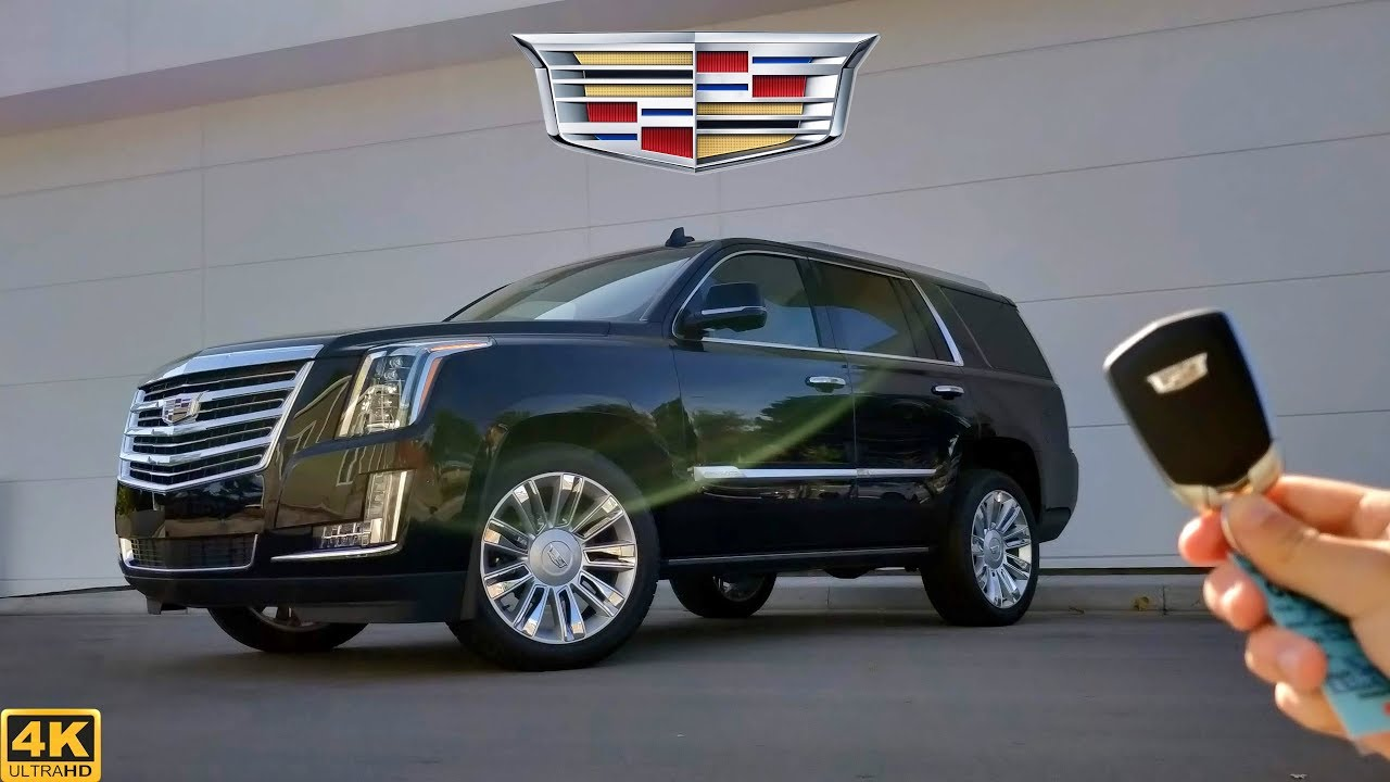 2020 Cadillac Escalade Full Review Still The Ultimate Bling Machine