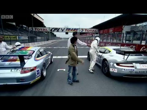 The British Vs The Germans - The Stig - Top Gear