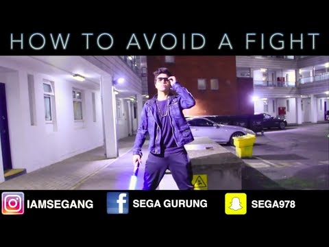Nepali Short Film - How To Avoid A Fight | Sega Gurung