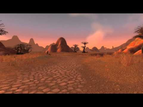World of Warcraft - Barren Dry (Ambient Theme)